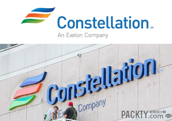 New Constellation logo