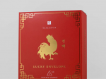 CELEBRATE THE LUNAR NEW YEAR WITH TEALEAVES' LUCKY ENVELOPES