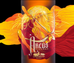 Hired Guns Creative Has Designed Another Beautiful Beer Label