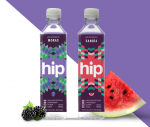 Geometric Packaging for Hip Water 包装设计