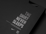Check Out This Sleek Packaging For The Shirt That Never Sleeps